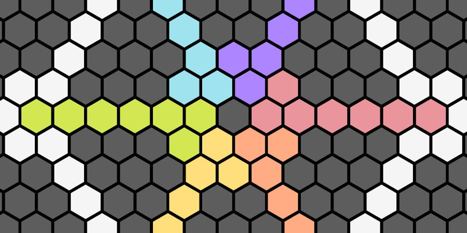 Hex Ludo | Gamelogic